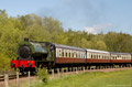 Bo'ness Steam Train 4th May 2015