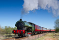 Bo'ness & Kinneil Railway - Steam Train