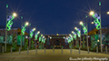 Celtic Park and Christmas Lights 4th December 2016