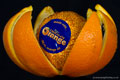 Making a Chocolate Orange
