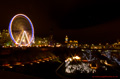 Edinburgh by Night - Christmas Attractions - 9th December  2013