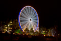 Edinburgh by Night - Christmas Attractions - 25th Nov 2013