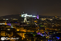 Edinburgh by night from Arthur Seat 17th August 2017