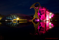 the Falkirk Wheel - 11th March 2014