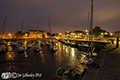 Fisherrow Harbour by Night  5th June 2018