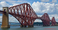 Forth Bridge  6th July 2014