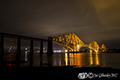 Forth Bridge by Night 19th Sept 2017
