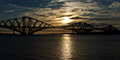 Forth Bridge Sunset - June 2013