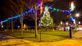Loanhead Christmas Lights 11th December 2014