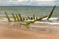 Longniddry Shore Boat Wreck 7th July 2014