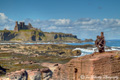 Seacliff Beach Bass Rock & Tantallon Castle 27th April 2016