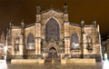 St Giles Cathedral Edinburgh - 2am in morning 12th Nov 2013