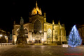 St Giles Cathedral Edinburgh - 2am in morning 16th Dec 2013