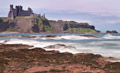 Tantallon Castle from Seacliff 25th June 2014