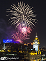 Edinburgh Military Tattoo Fireworks 5th August 2017