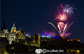 Edinburgh Military Tattoo Fireworks 7th  August 2018