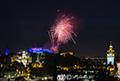 Edinburgh Military Tattoo Fireworks 10th August 2017