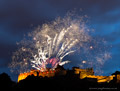 Edinburgh Military Tattoo Fireworks 17th August 2015