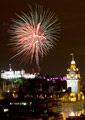 Edinburgh Military Tattoo Fireworks 18th August 2014
