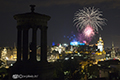 Edinburgh Military Tattoo Fireworks 23rd August 2017