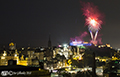 Edinburgh Military Tattoo Fireworks   25th  August 2018