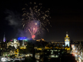 Edinburgh Military Tattoo Extended    Fireworks 26th August 2017