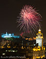 Edinburgh Military Tattoo Fireworks 27th August 2016