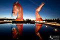 The Kelpies by Night - 8th October 2015